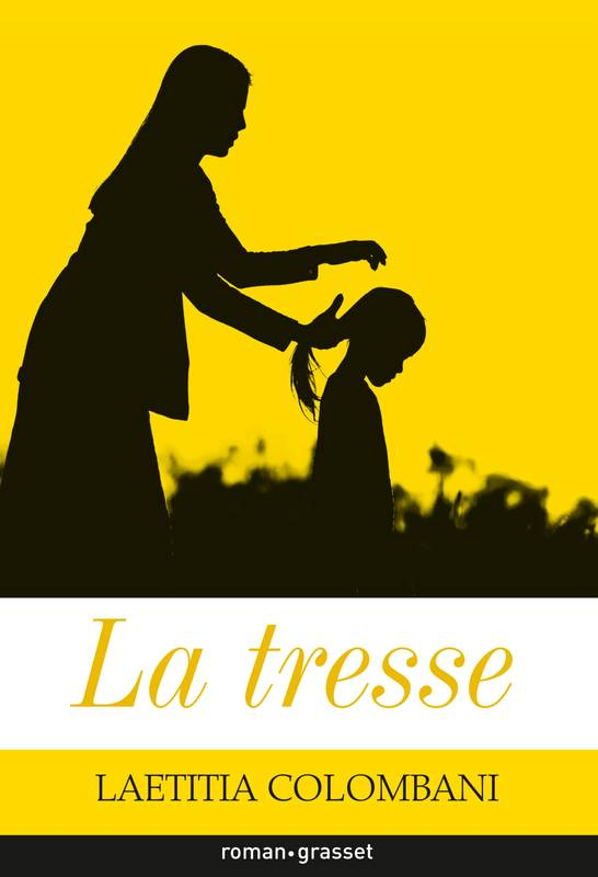 - La tresse de Laetitia Colombani - par Virginie Lou
