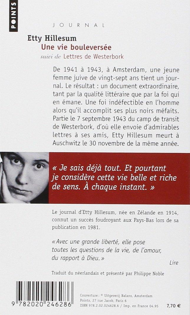 Une vie bouleversée : Le journal (1941-1943)