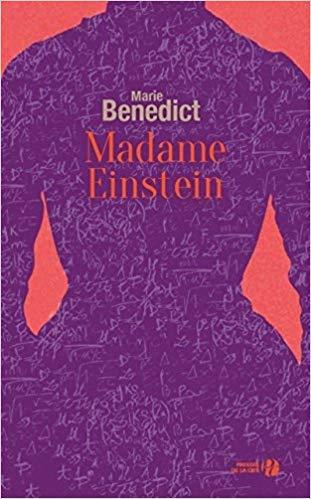 - Mme EINSTEIN -  de Marie BENEDICT par Beasihono